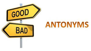 Antonyms 2 | www tests-and-quizzes com